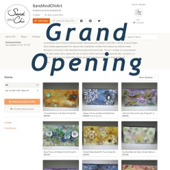 Etsy Shop opening