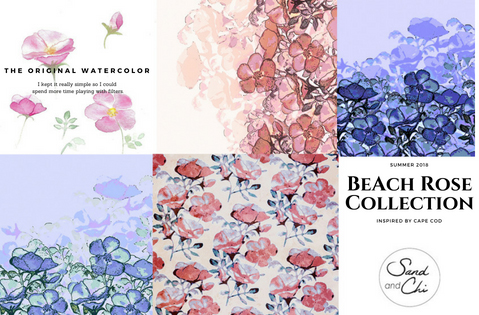Beach Rose Collection