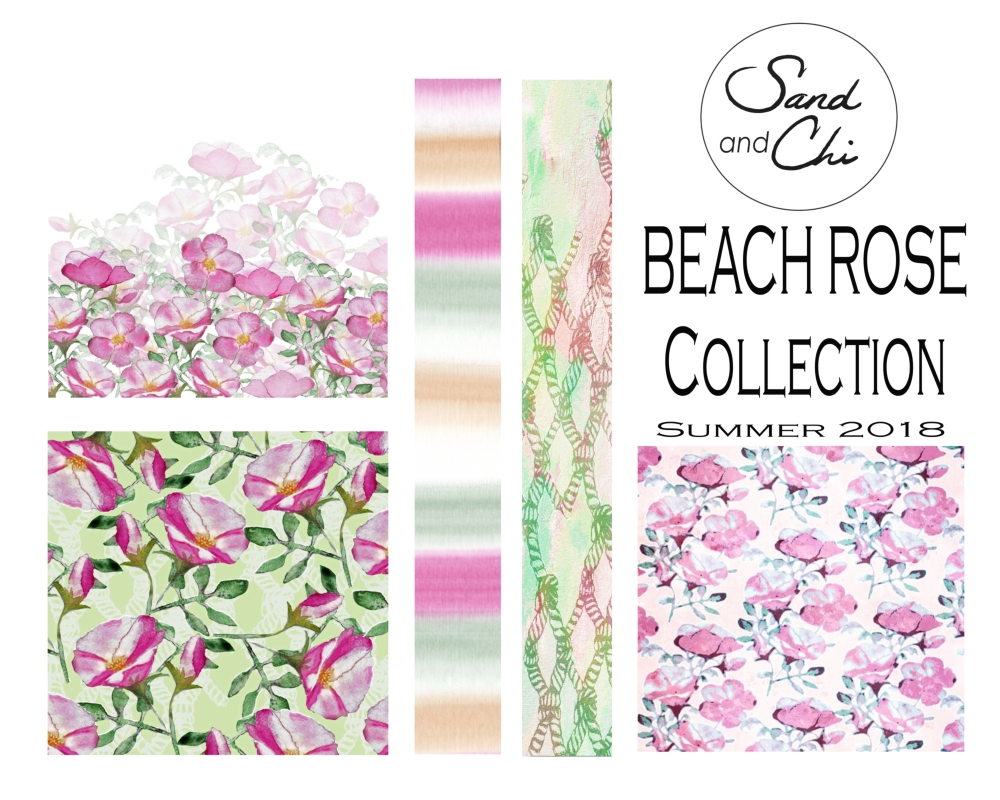 Beach Rose Collection Presentation