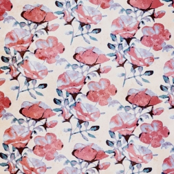 Sun-washed Beach Rose Print